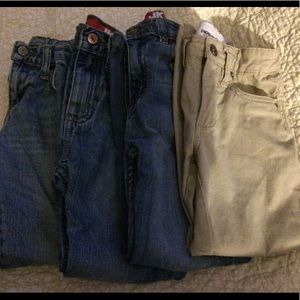 Other - 4pc LOT OF SIZE 5 Jeans